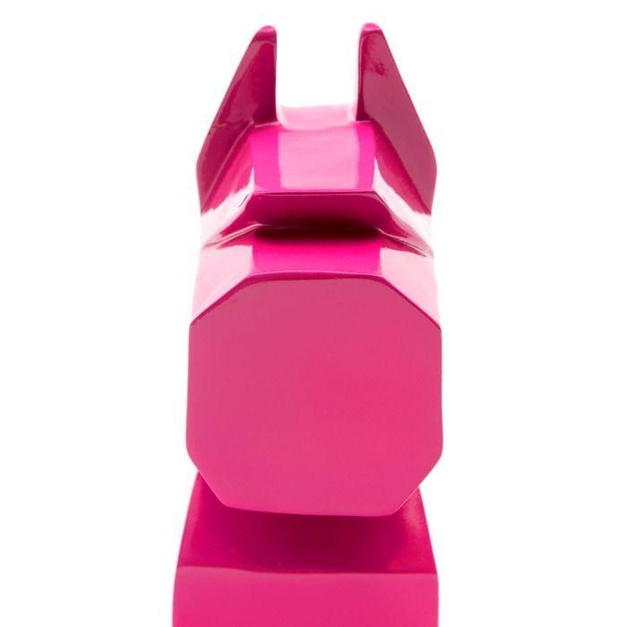 Serie ANIMALES XS | Schnauzer rosa
