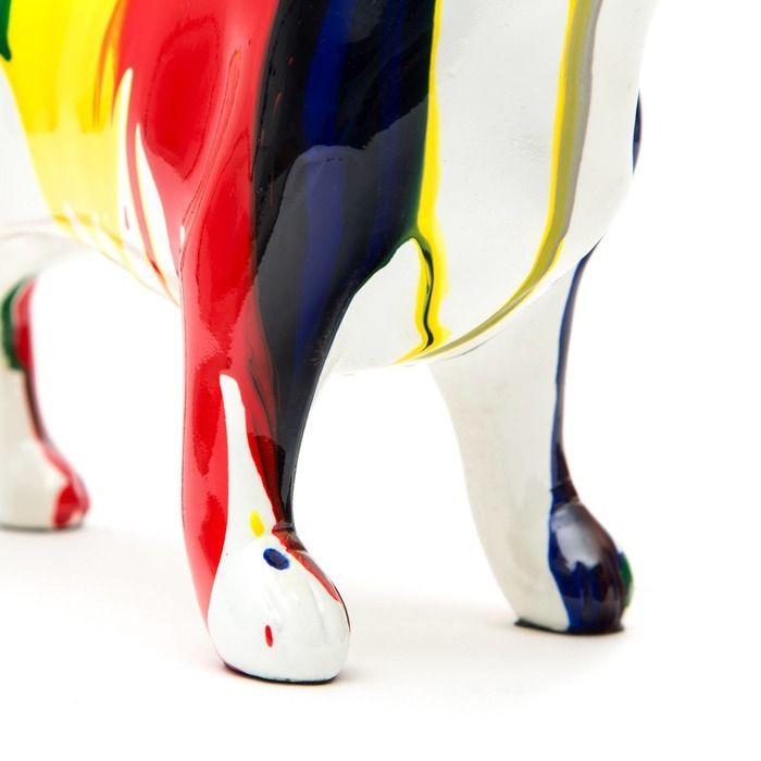 Daschund multicolore | Série XS
