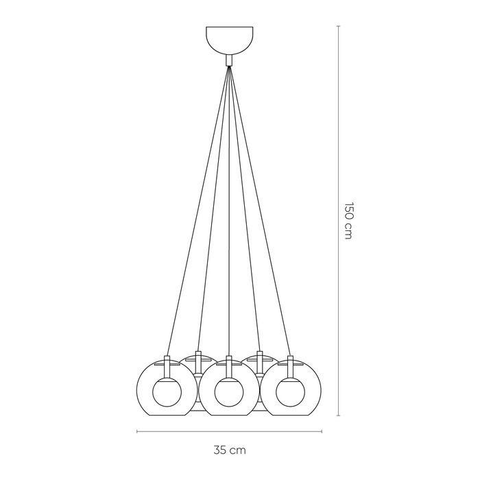 Suspension | Nigewic (Ø 35  x H 150)