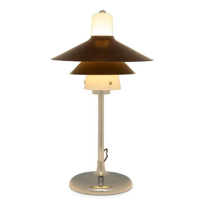 COFFIE HON | Lámpara de mesa (Ø 25 x H 55)