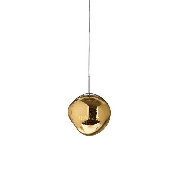 Suspension dorée| Thelio (Ø 28  x H 166)
