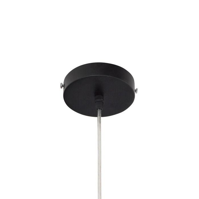 DOTENT | Lámpara colgante dorada (Ø 36 x H 160)