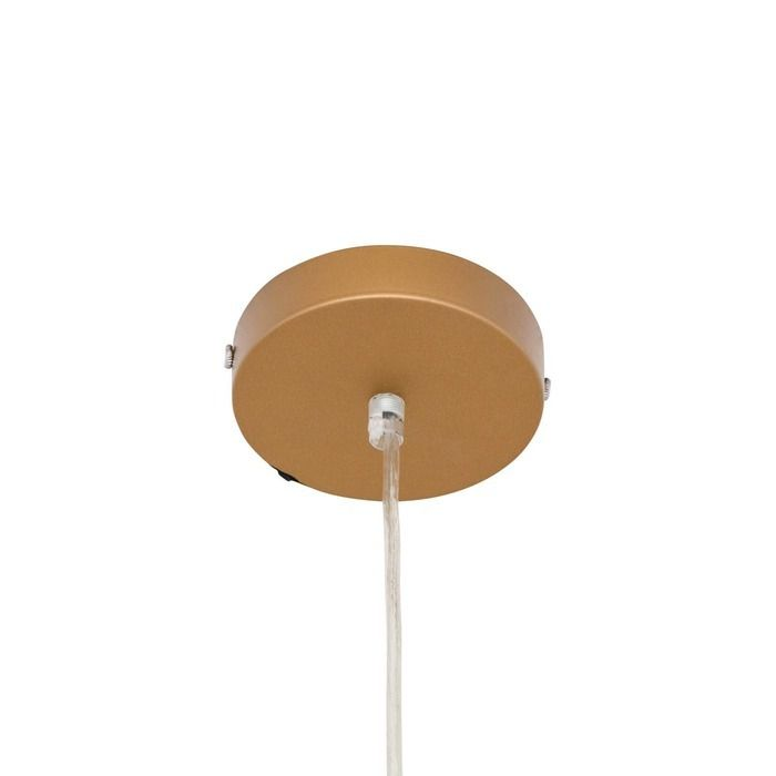 PANIST | Lámpara colgante smoky (Ø 23 x H 160)