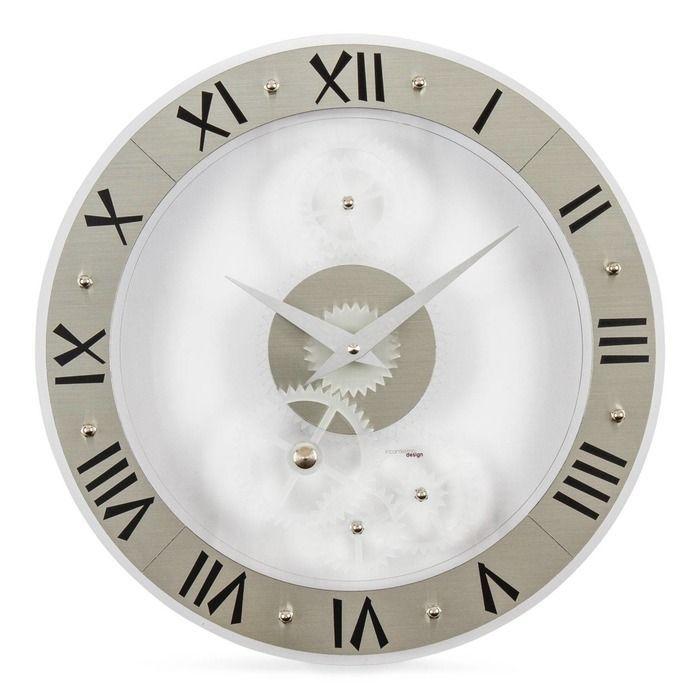 Horloge murale Genius
