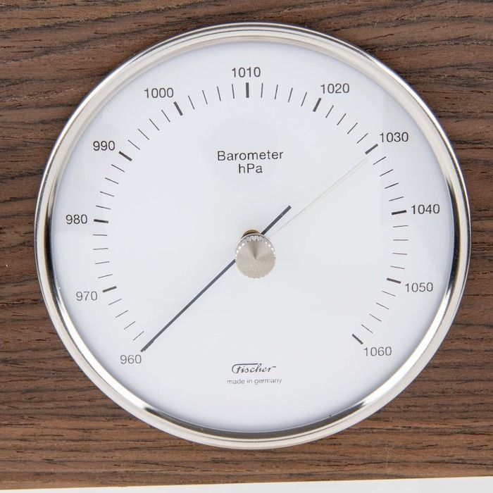 Station météorologique de table Iridium 358 MK