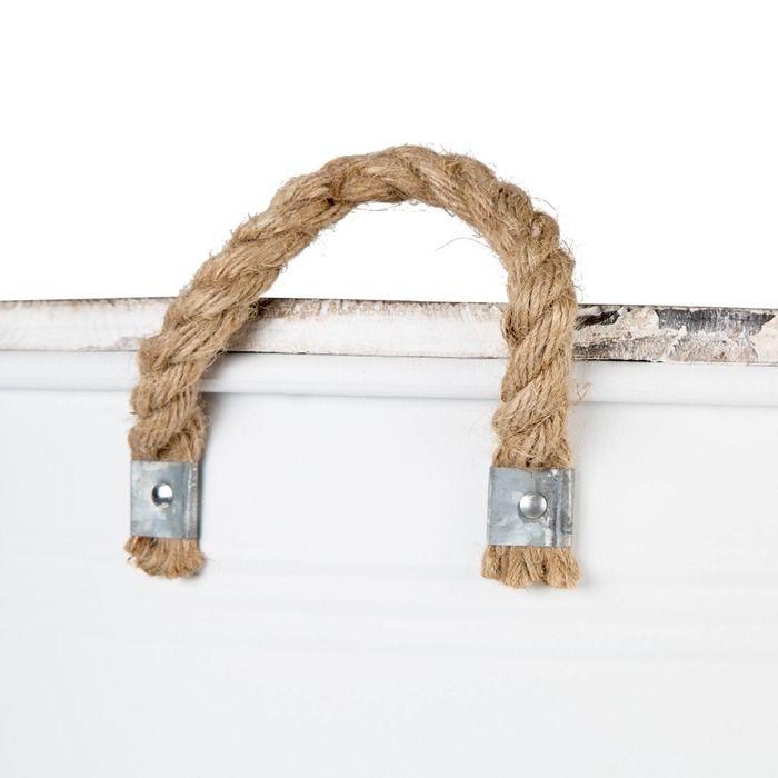 MALEN | Set 3 cajas de metal (formato ancho)