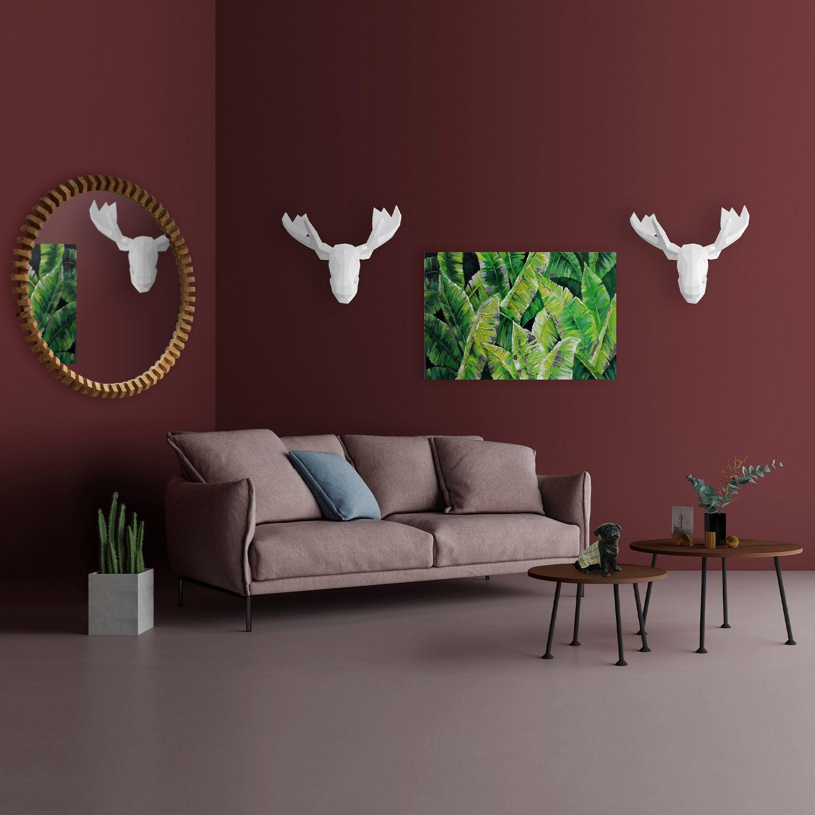 Miroir mural | Nilset (Ø120)