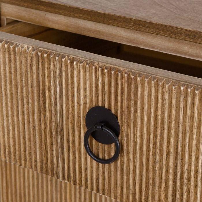 LESSIME | Aparador de madera paulownia (139 x 40 x 86.5)