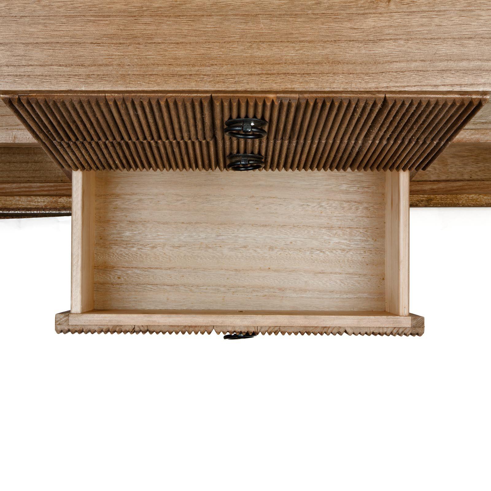 LESSIME | Aparador de madera paulownia (120 x 40 x 86.5)