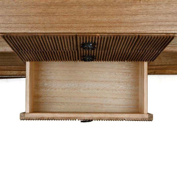 Console en bois de paulownia (90 x 40 x 75)  | Série Lessime