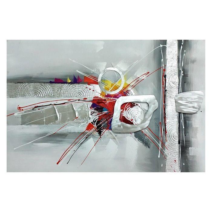 Tableau abstrait II (120 x 80 cm) | Série Abstrait