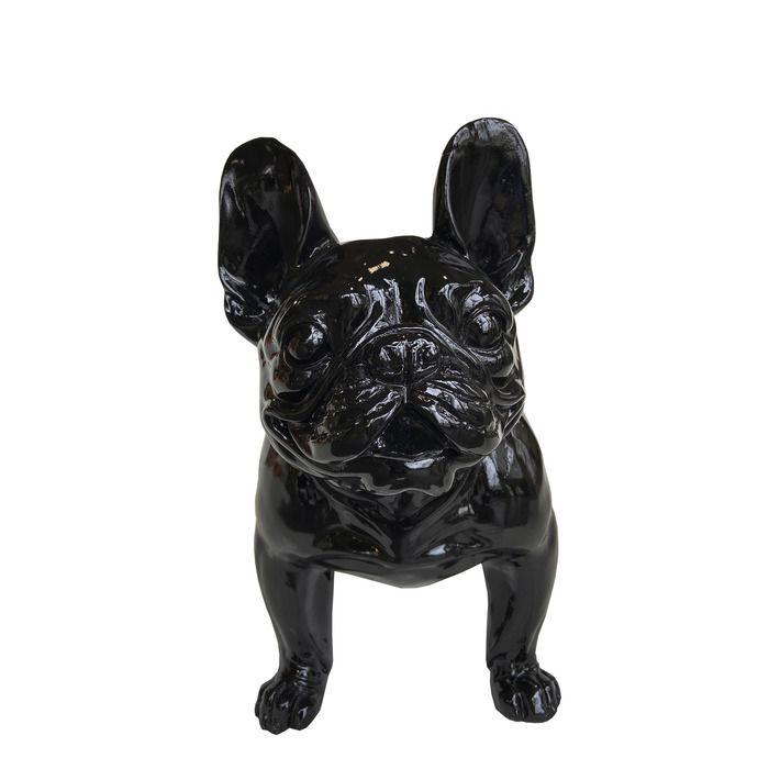 Serie ANIMALES M   OSHA Boston terrier negro