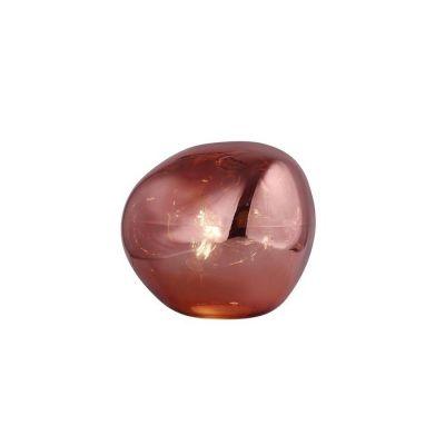 Lampe de table rouge | Dotent  (Ø 36  x H 32)