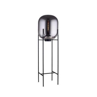 Lampadaire smoky | Bharian (Ø 46  x H 150)