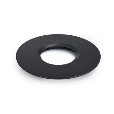 Mesa redonda negra | Mediterráneo