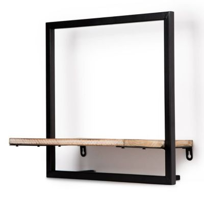 Serie LICK | Estantería de pared horizontal P (35 x 23 x 35)