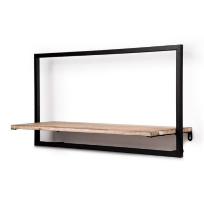 Serie LICK | Estantería de pared horizontal G (65 x 23 x 35)