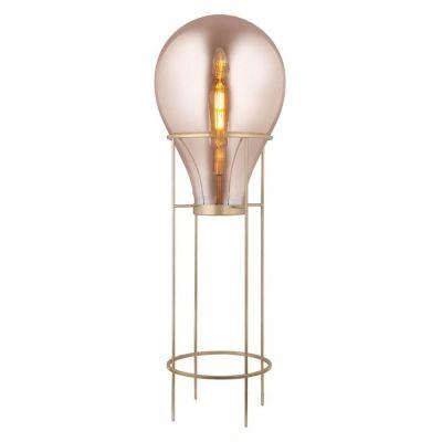 HATANN Ámbar | Lámpara de pie (Ø 50 x H 158)