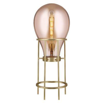 HATANN Ámbar | Lámpara de pie (Ø 40 x H 108)
