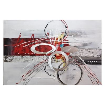Serie ABSTRACTO | Cuadro abstracto (120 x 80 cm)