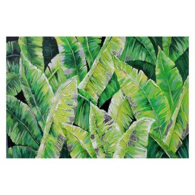 Serie NATURALEZA | Cuadro plantas tropicales (120 x 80 cm)