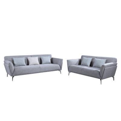CALABRIA | Conjunto de 2 sofás (3 y 2 plazas)